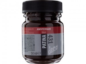 Patyna Talens Amsterdam 50 ml -  ANTIQUE BROWN
