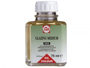 Medium do laserunku 086 Talens - 75ml