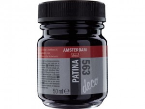 Patyna Talens Amsterdam 50 ml - ANTIQUE BLUE