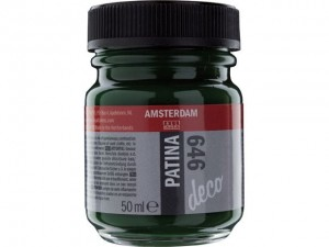 Patyna Talens Amsterdam 50 ml -  ANTIQUE GREEN